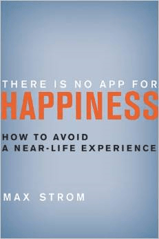 Buchcover_There is no app for happiness