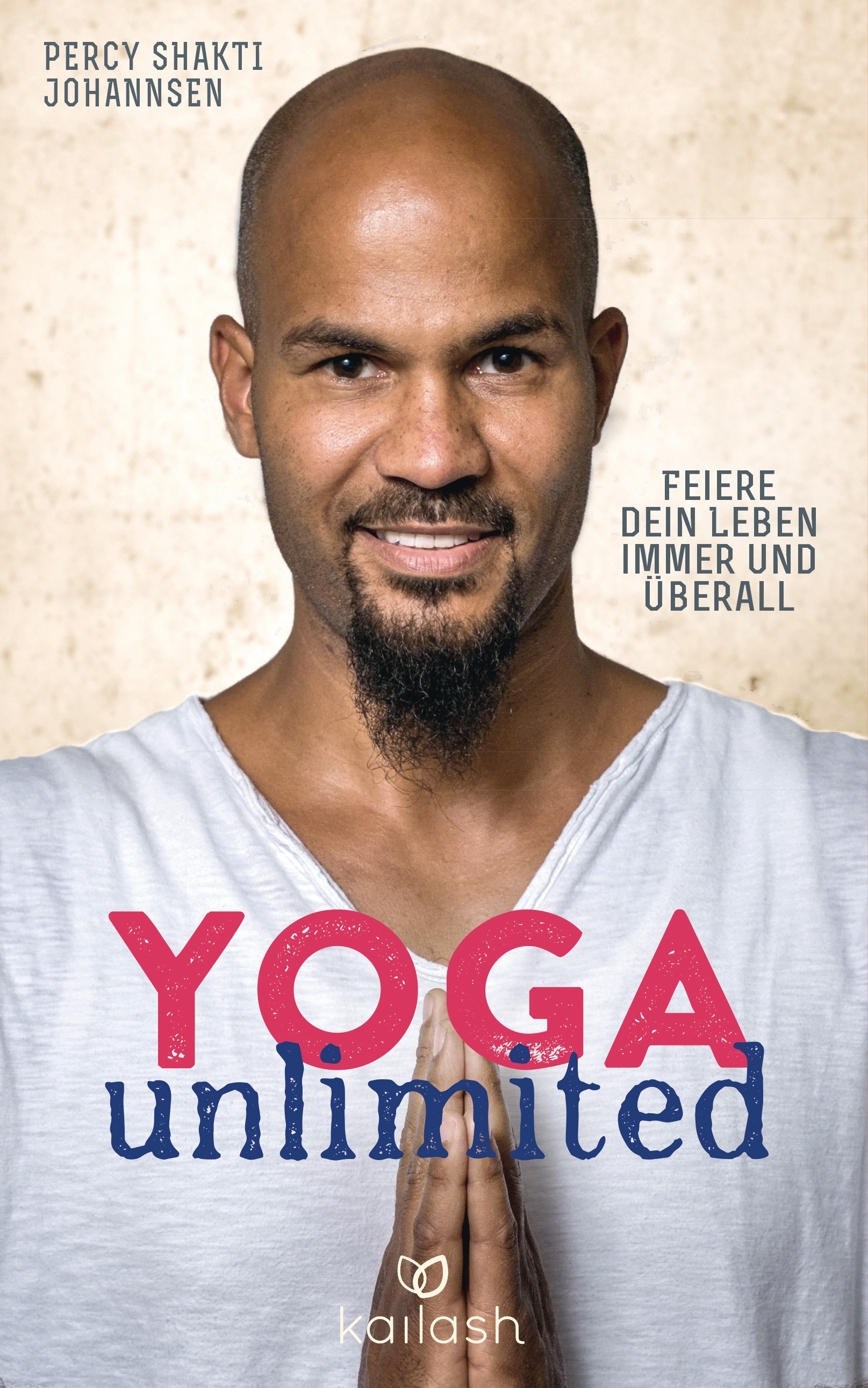 Cover Yoga unlimited von Percy Shakti Johannsen